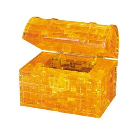 bepuzzled 3d crystal puzzle instructions treasure chest