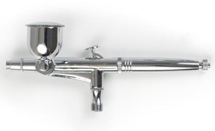 Genesis Ergonomic Dual Action Side Feed Airbrush--Essential Set