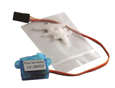 Details about Arduino Compatible LS-0003 Servo - Plastic Gear Analog (small)